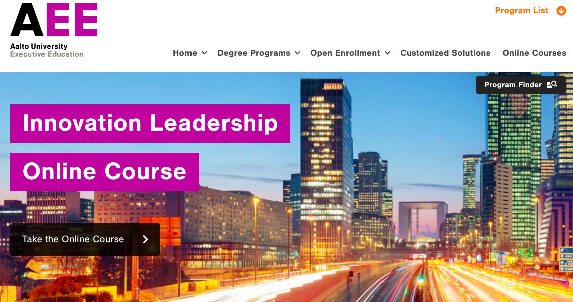 Innovation Leadership - AEE