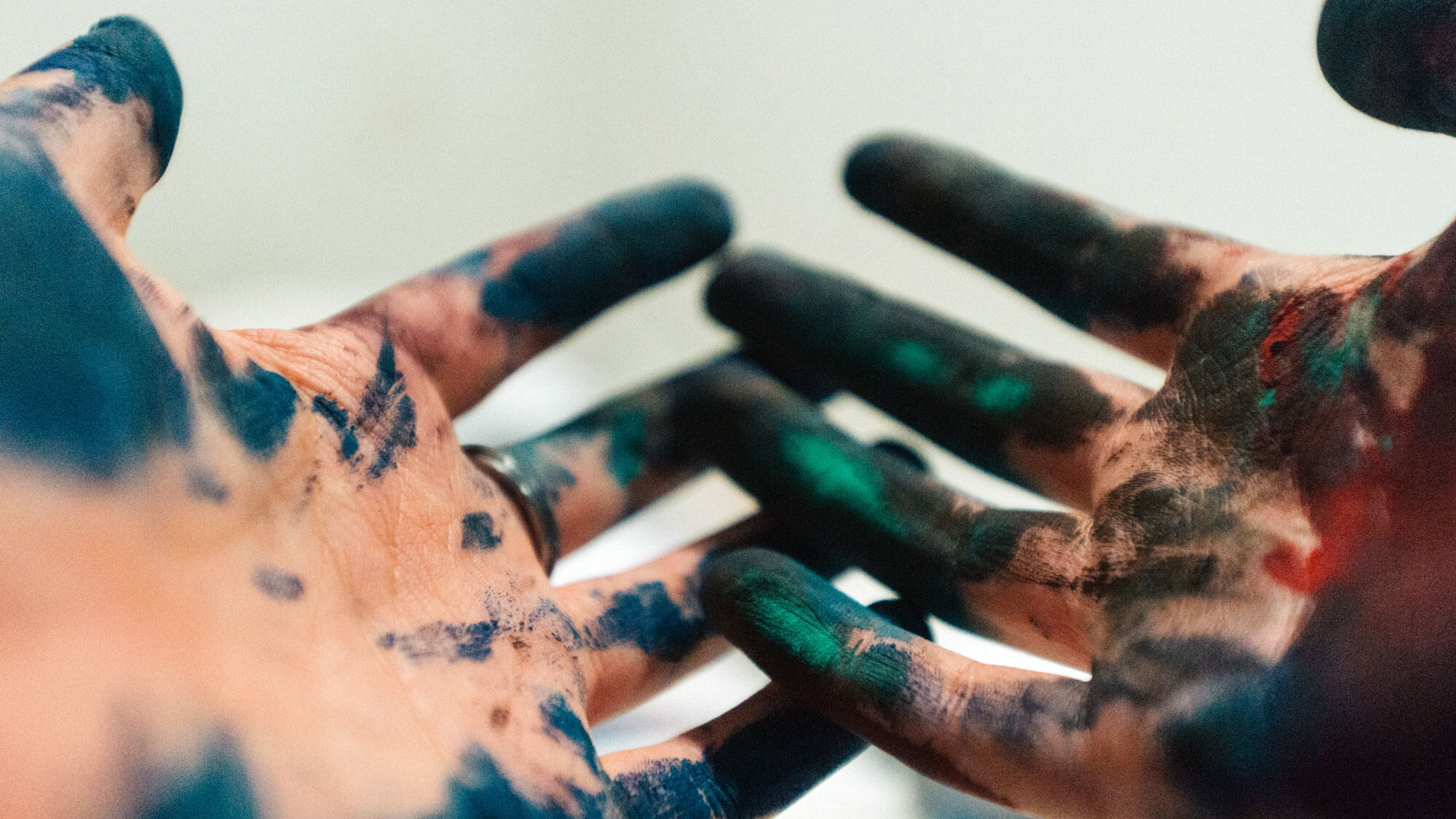 innovation requires you to get your hands dirty