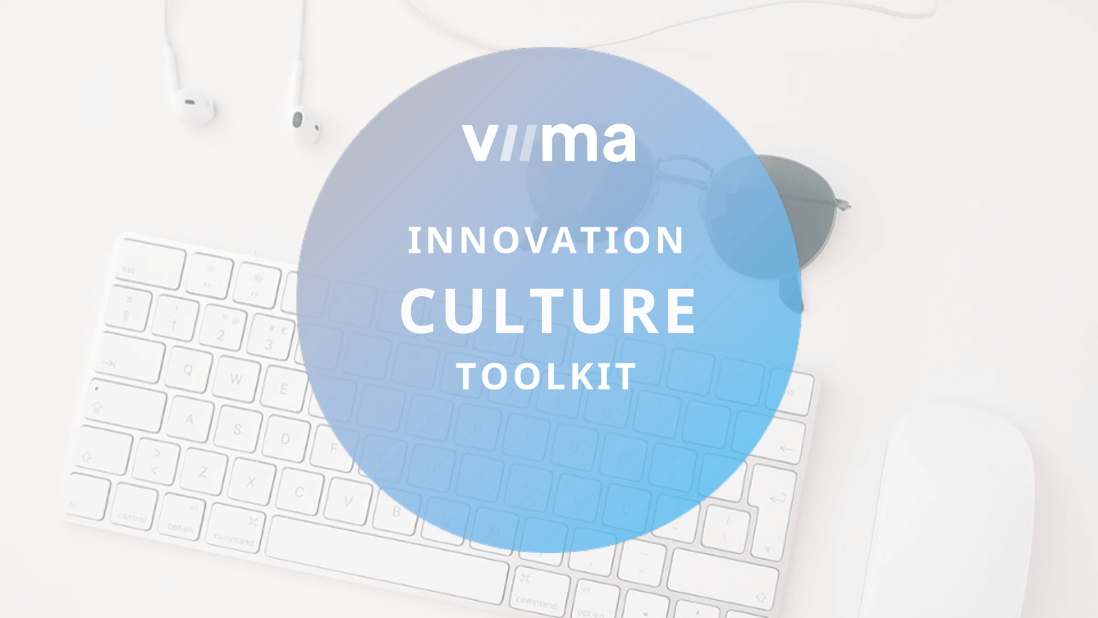Viima innovation culture toolkit cover