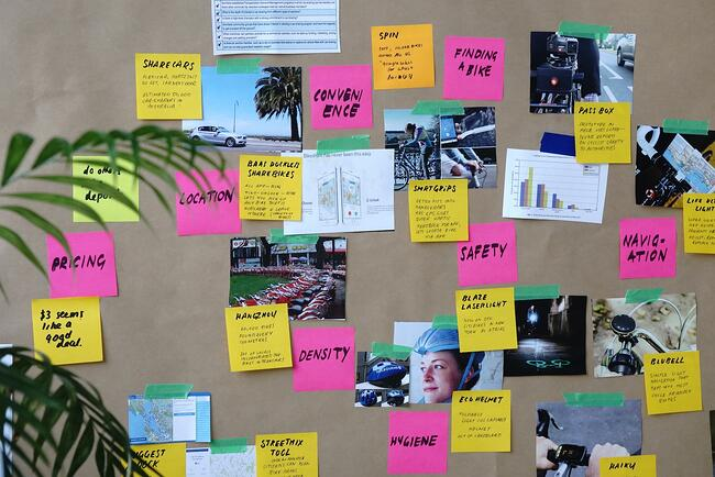 brainstorming session innovation