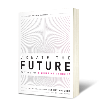 Gutsche – Create the Future cover