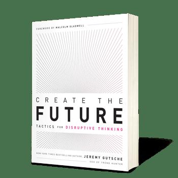 Gutsche –Create the Future cover