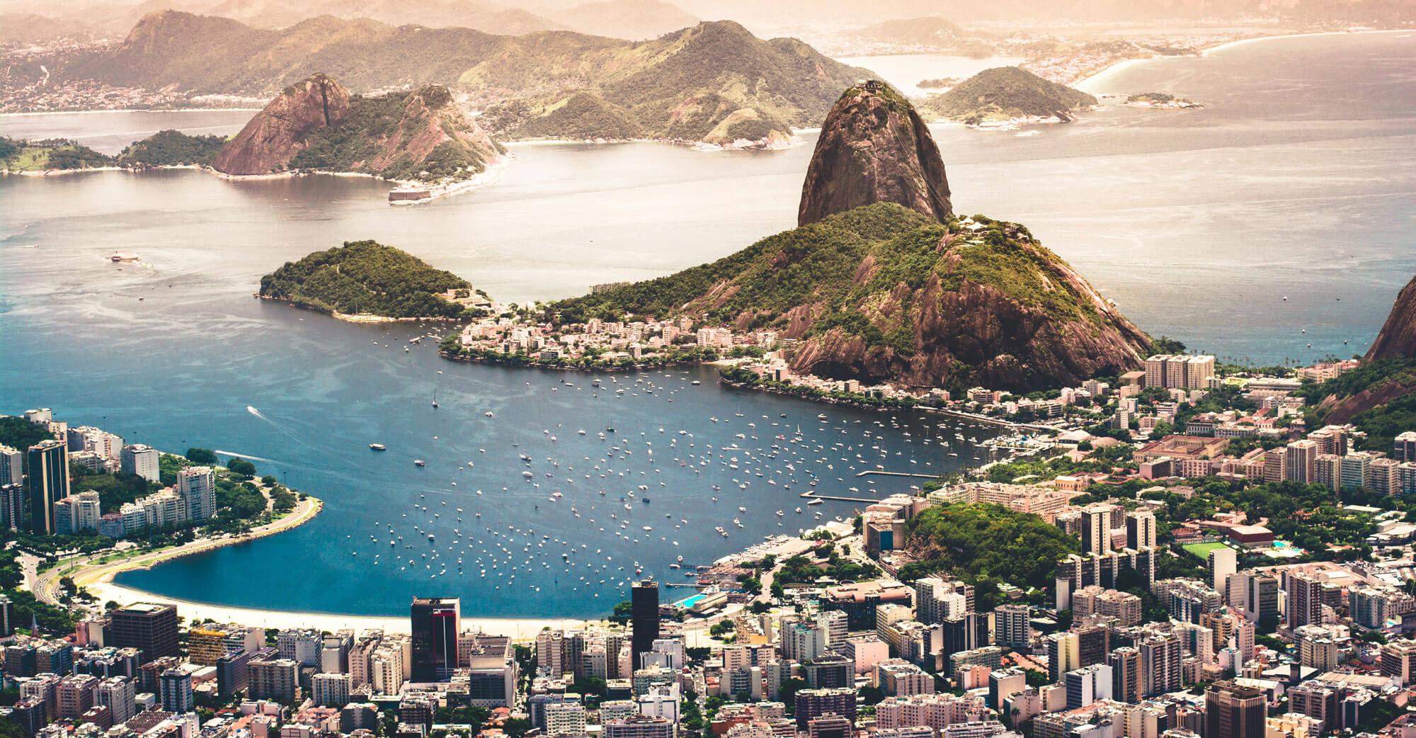 Jose was born in Rio de Janeiro
