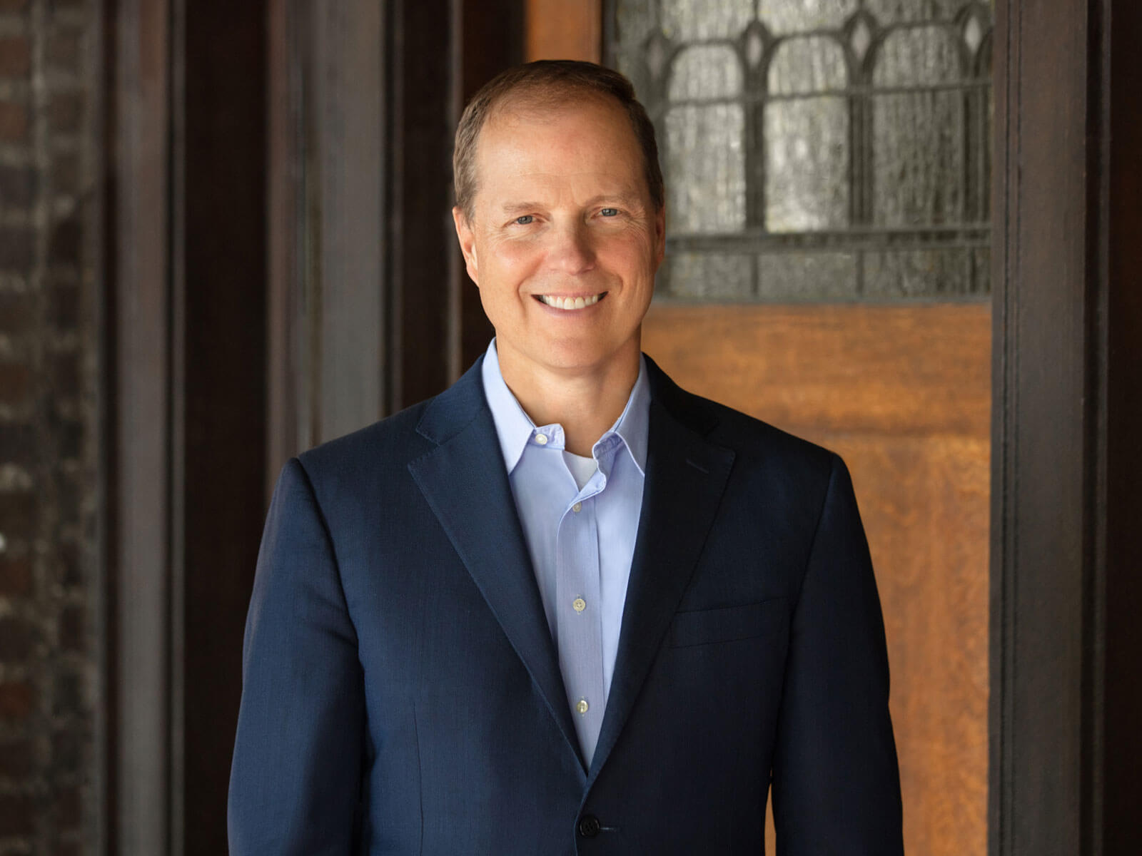 Mark Johnson, co-founder of Innosight