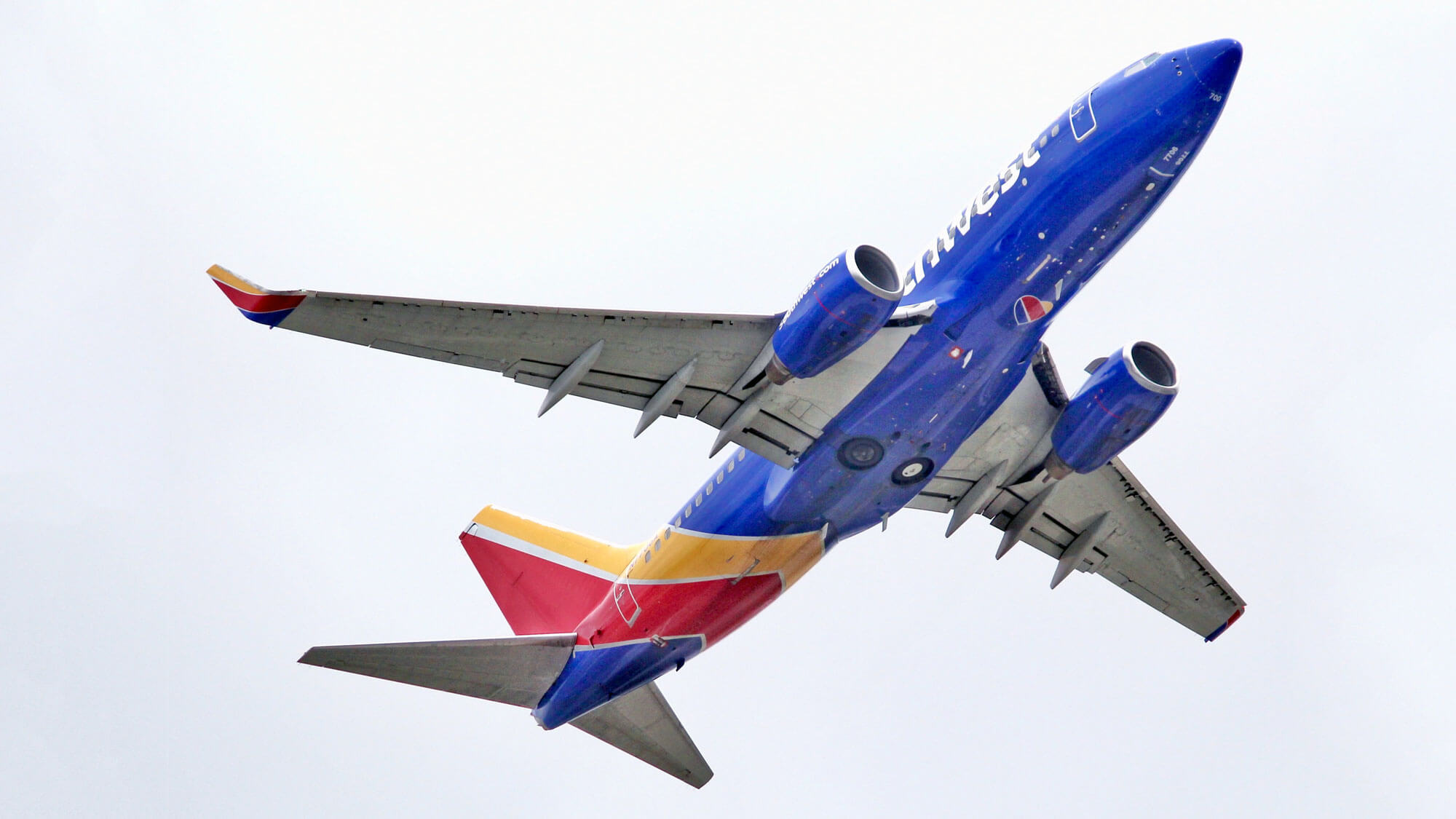 """Southwest Airlines focuses on price """"transfarency"""""""