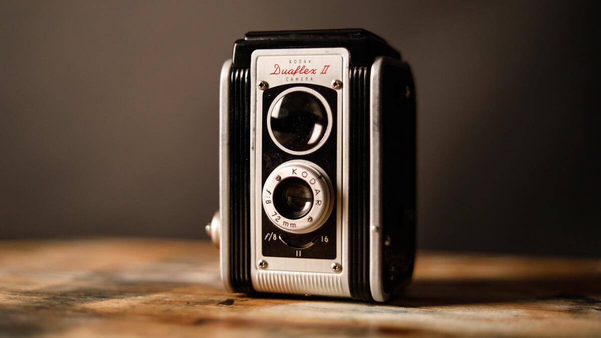Kodak antique camera