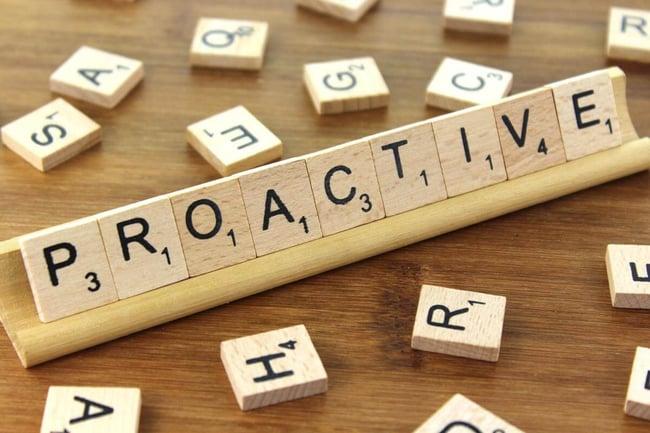 proactiveness in business