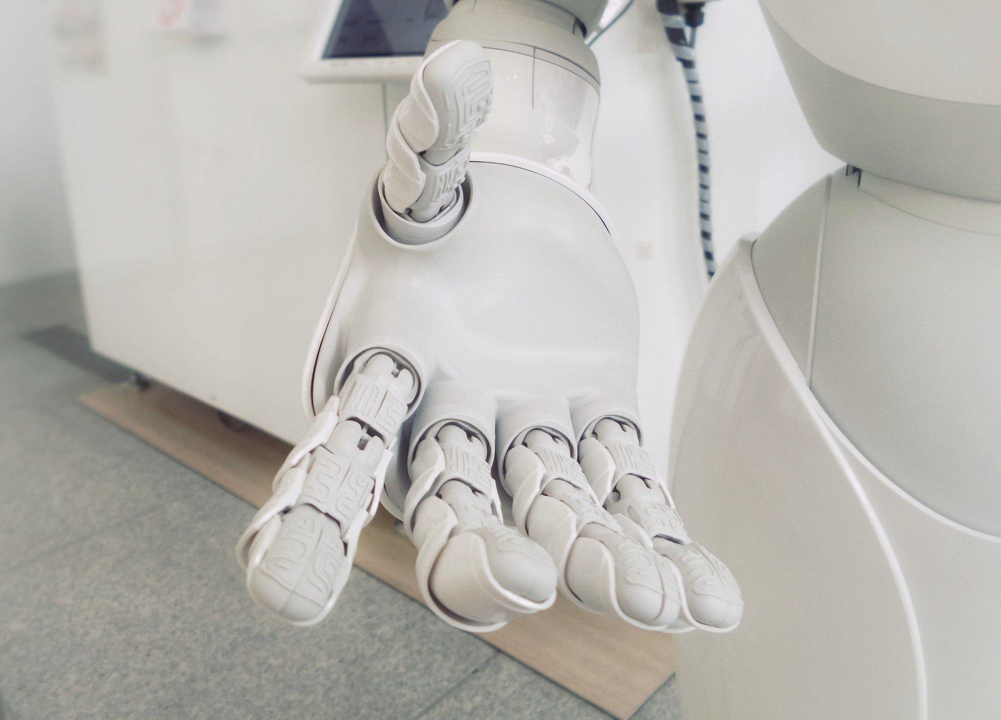 tech breakthrough robot arm