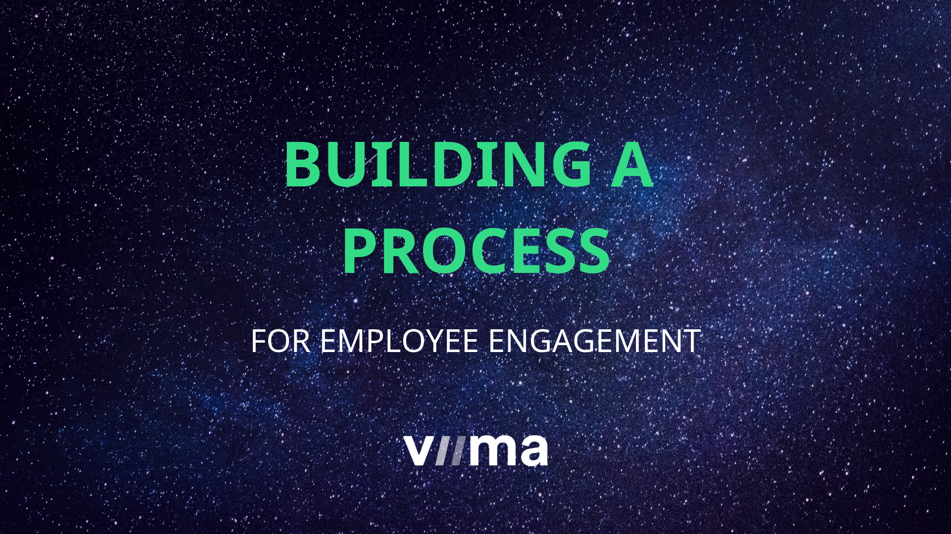 Process for employee engagement cover