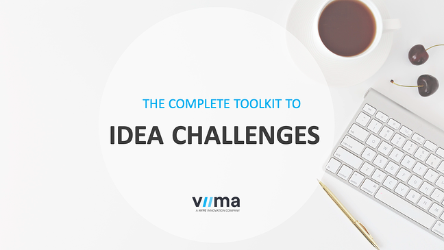 Cover Complete Toolkit to Idea Challenges