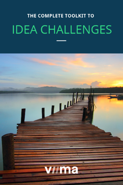 The complete toolkit to idea challenges cover