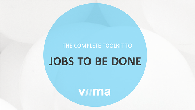Cover- Complete Toolkit to Jobs to be Done