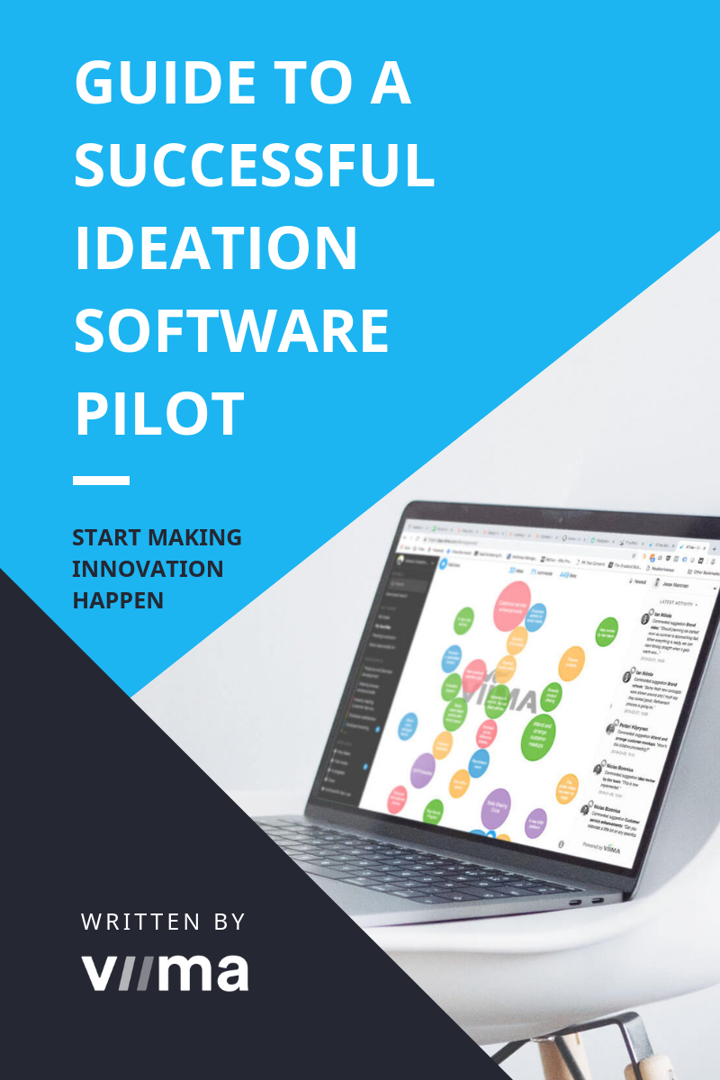 Guide to a successful ideation software pilot cover (new brand)
