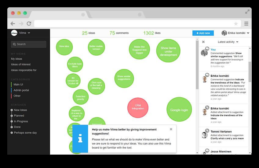 viima-idea-management-software