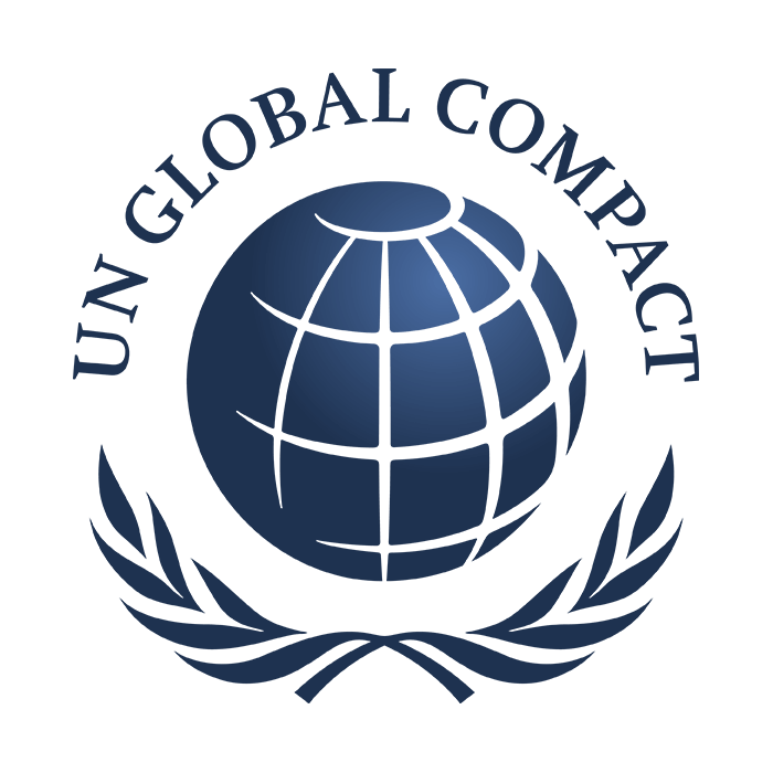 United Nations Global Compact reference logo viima