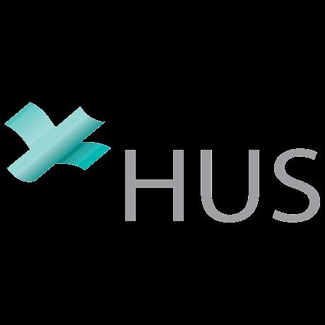 HUS reference logo Viima