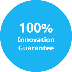 Full Innovation guarantee