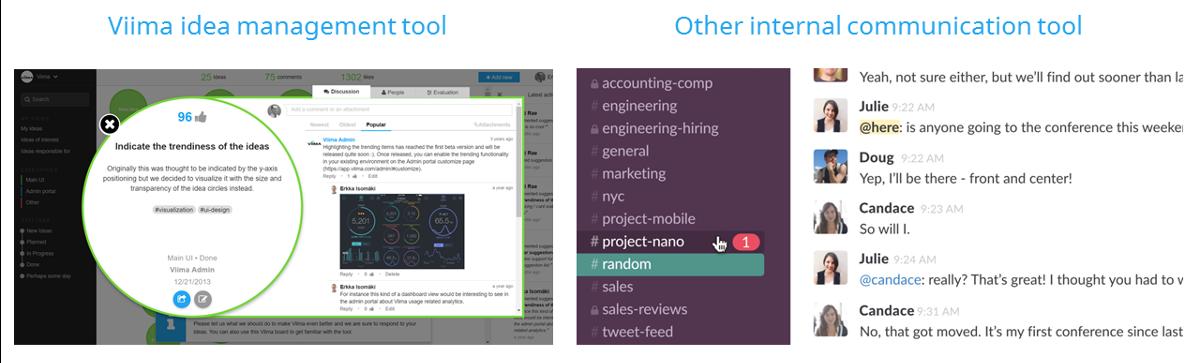 tool view comparison