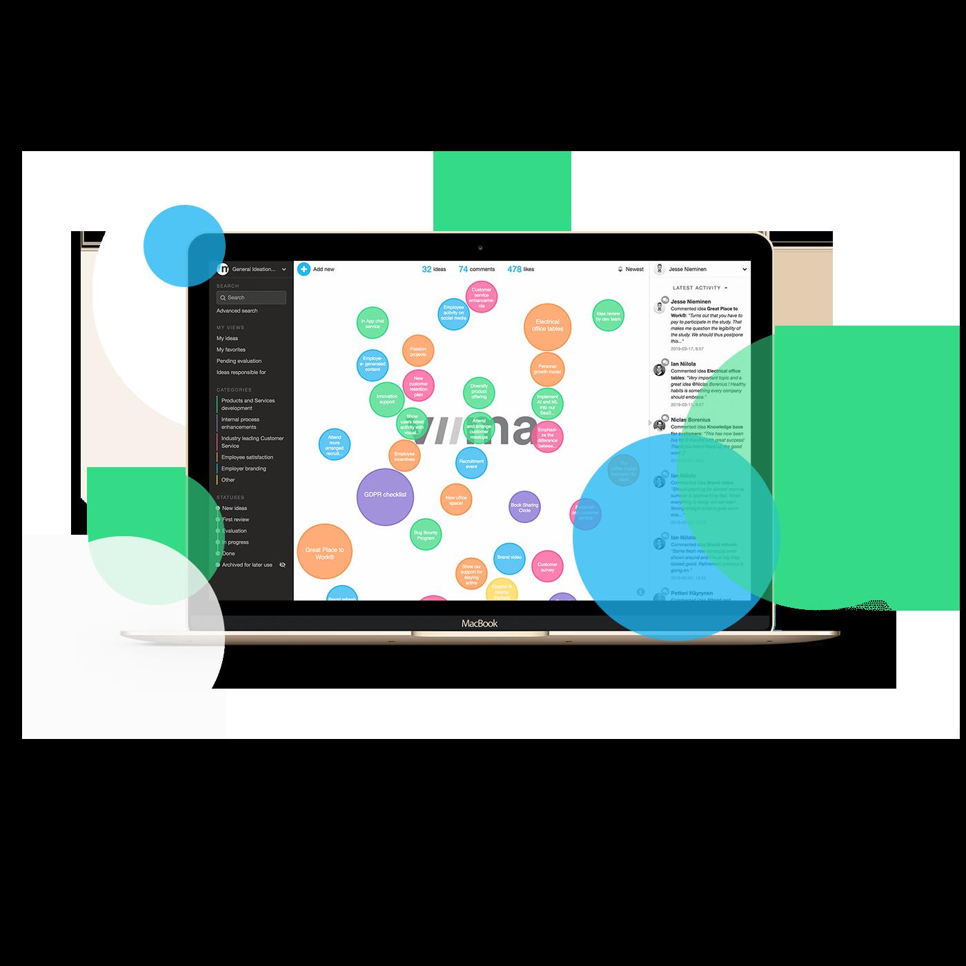 open innovation-laptop
